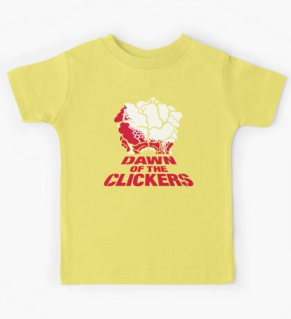 DAWN OF THE CLICKERS Kids Clothes
