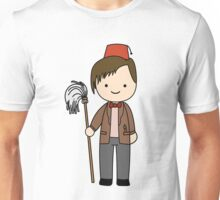 Eleventh Doctor Pandorica Kawaii Cartoon Design Unisex T-Shirt