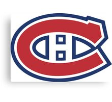 Montreal Canadians Canvas Print