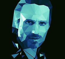 Rick Grimes - The Walking Dead by DrSoed