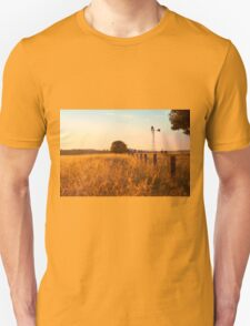Outback Windmill Unisex T-Shirt