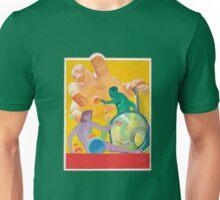 Vintage science fiction drugs Unisex T-Shirt