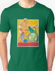 Vintage science fiction drugs T-Shirt