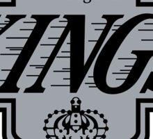 L.A. Kings Sticker