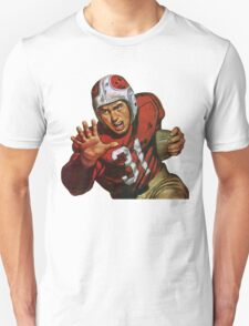 Vintage football player T-Shirt