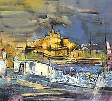 Spain - Spanish Harbour 03 by Goodaboom