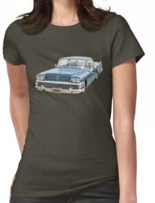 Vintage Buick car  Womens Fitted T-Shirt