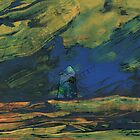 Spain - La Mancha de Noche by Goodaboom