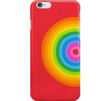 Concentric 3 iPhone Case/Skin