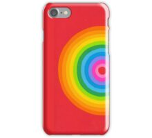 Concentric 3 iPhone Case/Skin