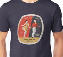 Vintage roller skate Iowa Unisex T-Shirt