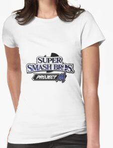 Project M Womens Fitted T-Shirt