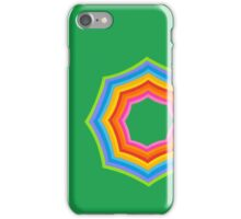 Concentric 6 iPhone Case/Skin