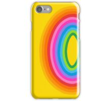Concentric 9 iPhone Case/Skin