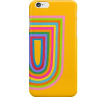 Concentric 10 iPhone Case/Skin