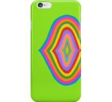 Concentric 11 iPhone Case/Skin