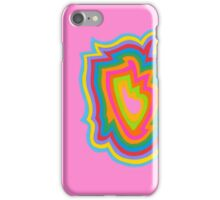 Concentric 16 iPhone Case/Skin