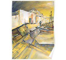Spain - Spanish Harbour 05 Poster