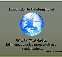 Introducing RH international by rhiltd