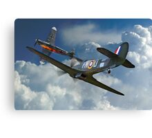 Hurricane Victory Canvas Print