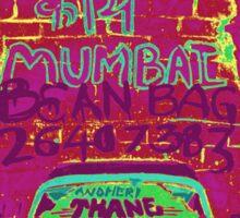 Chromatic Mumbai Sticker