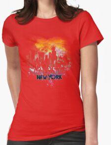 stormy city - New - York T-Shirt