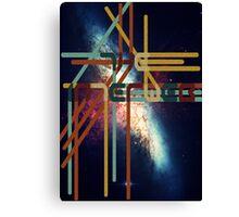 Interweb Canvas Print