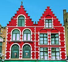 Bruges 1 by Igor Shrayer