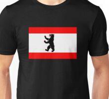 Flag of Berlin Unisex T-Shirt
