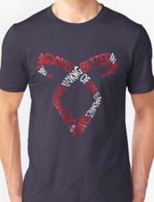 Looking Better in Black - Version 2 Unisex T-Shirt