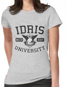 Idris University  Womens Fitted T-Shirt