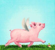 PIGASUS. by John Medbury (LAZY J Studios)