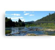 Bullock Bridge Metal Print