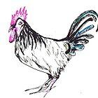 Chicken 6 by drknice