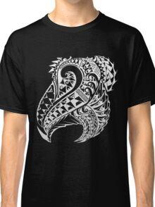 Tribal Art Vector - Version Black Classic T-Shirt