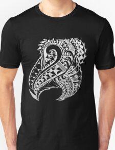 Tribal Art Vector - Version Black Unisex T-Shirt