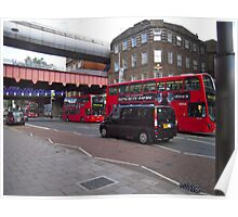 Double Deck Poster