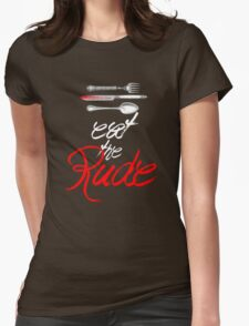 Hannibal - Eat the Rude (Vintage style) T-Shirt