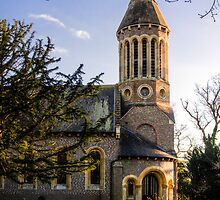 St Mary's Burghfield by mlphoto