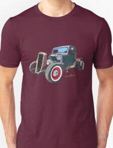 Rat Rod Pickup Plain and Simple T-Shirt T-Shirt