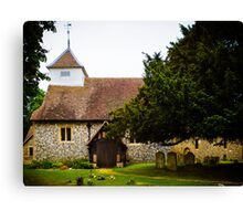 St Mary's Sulhamstead Abbots Canvas Print