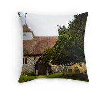 St Mary's Sulhamstead Abbots Throw Pillow