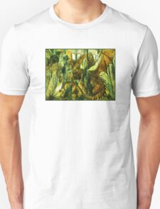 Play with the dragon Unisex T-Shirt