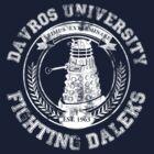 Davros University by andromacke
