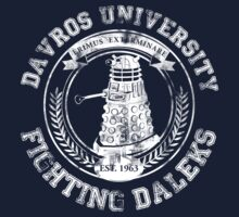 Davros University by andromacke