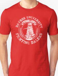 Davros University Unisex T-Shirt