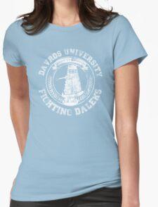 Davros University Womens Fitted T-Shirt