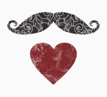 Moustache lovers by Medusa Dollmaker