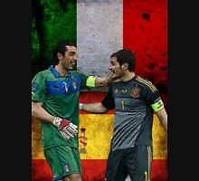 Iker Casillas and Gianluigi Buffon Unisex T-Shirt