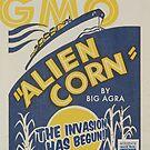 Alien Corn by thisisjoew